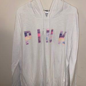 VS:Pink  sweater